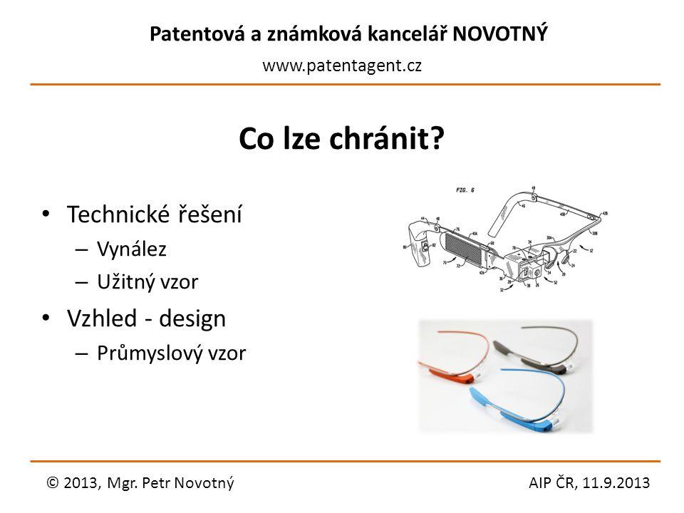 Patentová a známková kancelář NOVOTNÝ