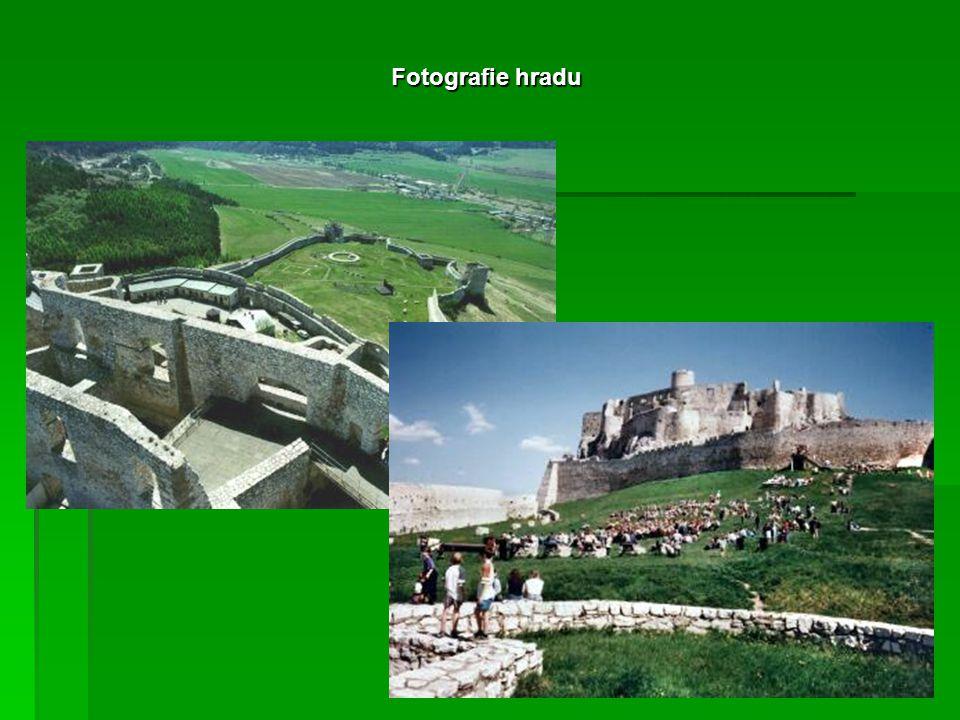 Fotografie hradu