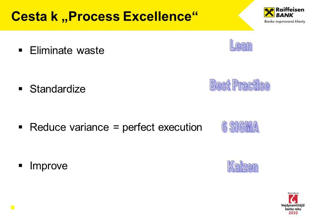 "Cesta k ""Process Excellence"