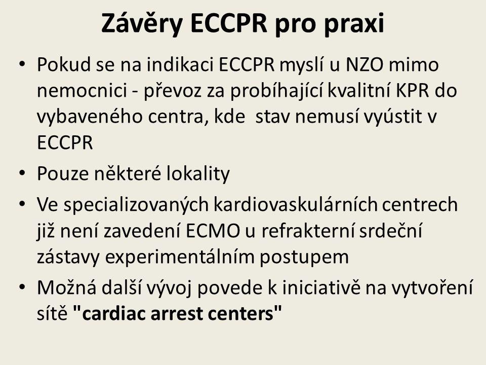Závěry ECCPR pro praxi