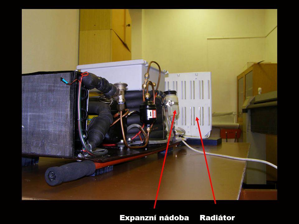Expanzní nádoba Radiátor