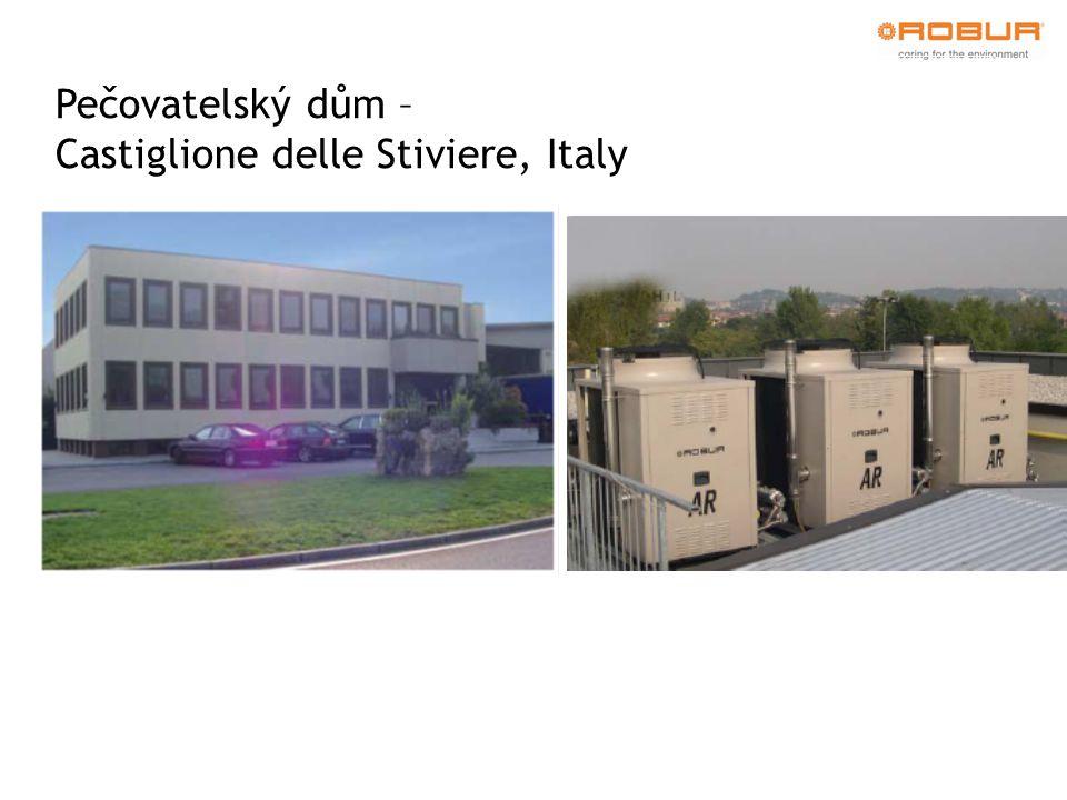 Pečovatelský dům – Castiglione delle Stiviere, Italy