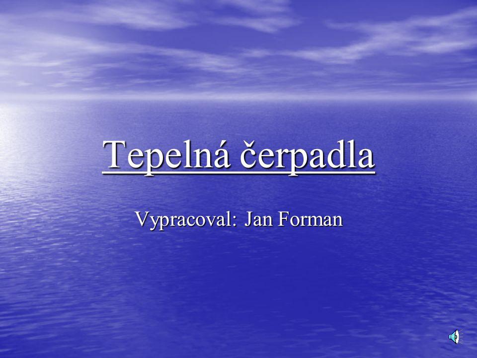 Vypracoval: Jan Forman