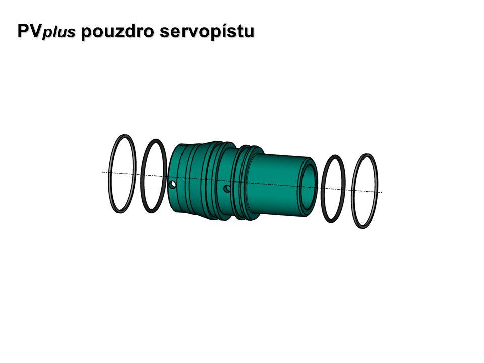PVplus pouzdro servopístu