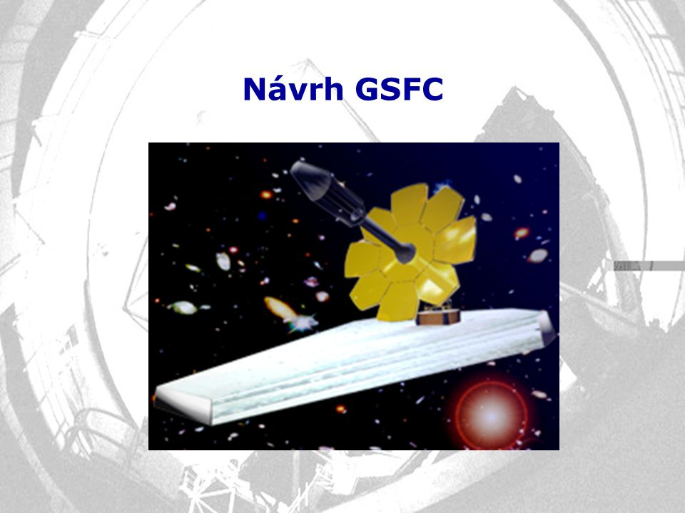 Návrh GSFC