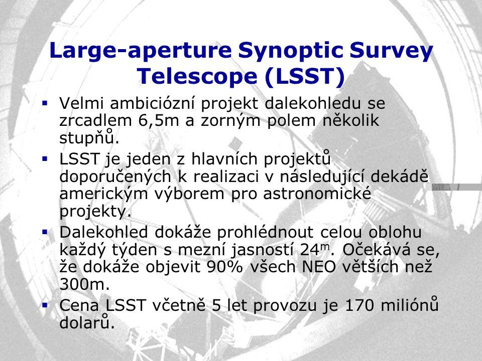 Large-aperture Synoptic Survey Telescope (LSST)