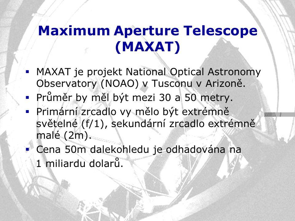 Maximum Aperture Telescope (MAXAT)