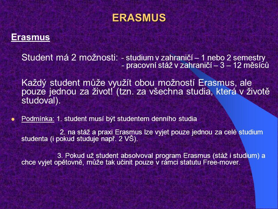 ERASMUS Erasmus.