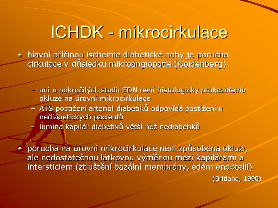 ICHDK - mikrocirkulace