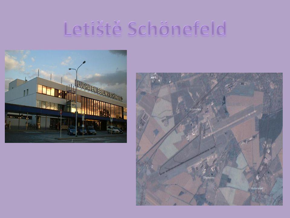 Letiště Schönefeld