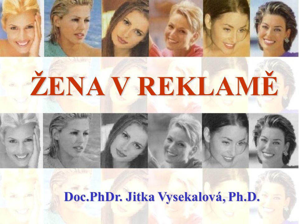 Doc.PhDr. Jitka Vysekalová, Ph.D.