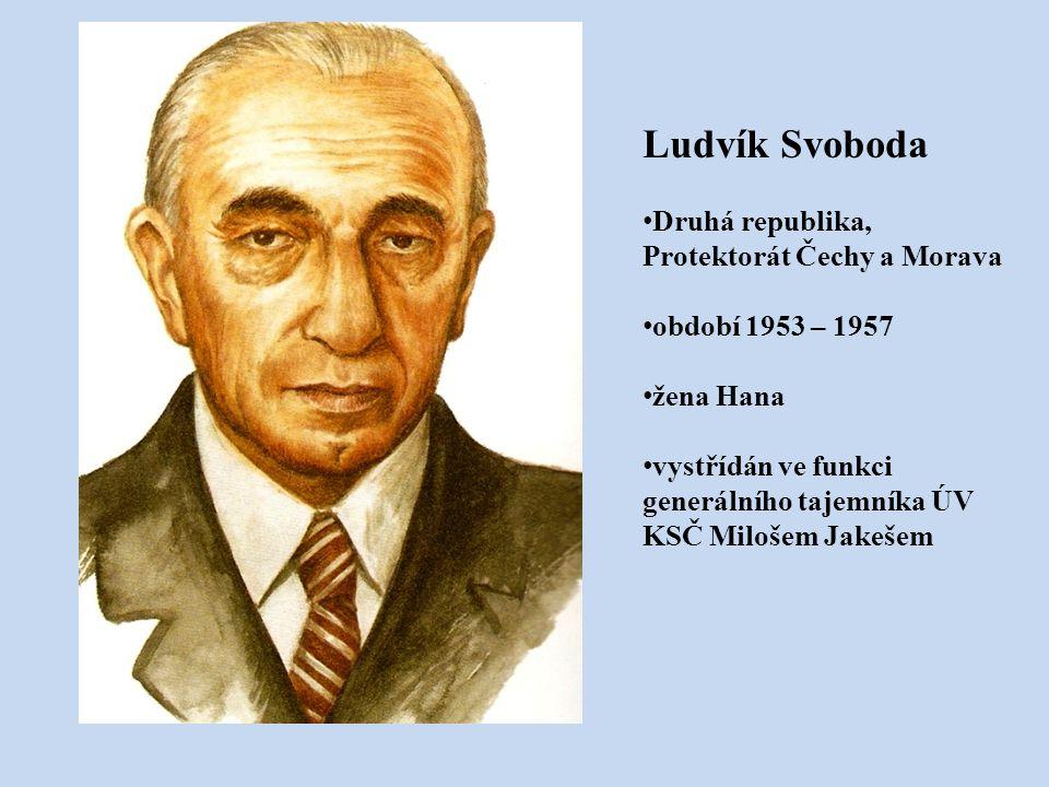Ludvík Svoboda Druhá republika, Protektorát Čechy a Morava