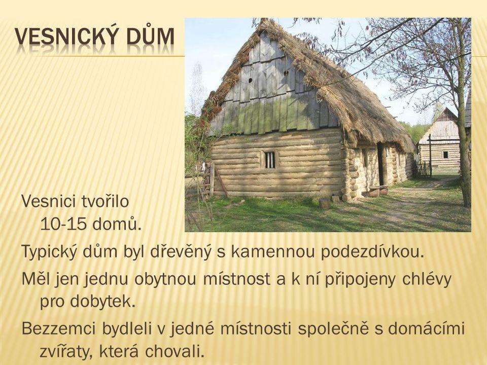 Vesnický dům