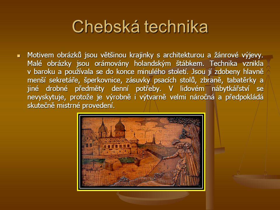 Chebská technika