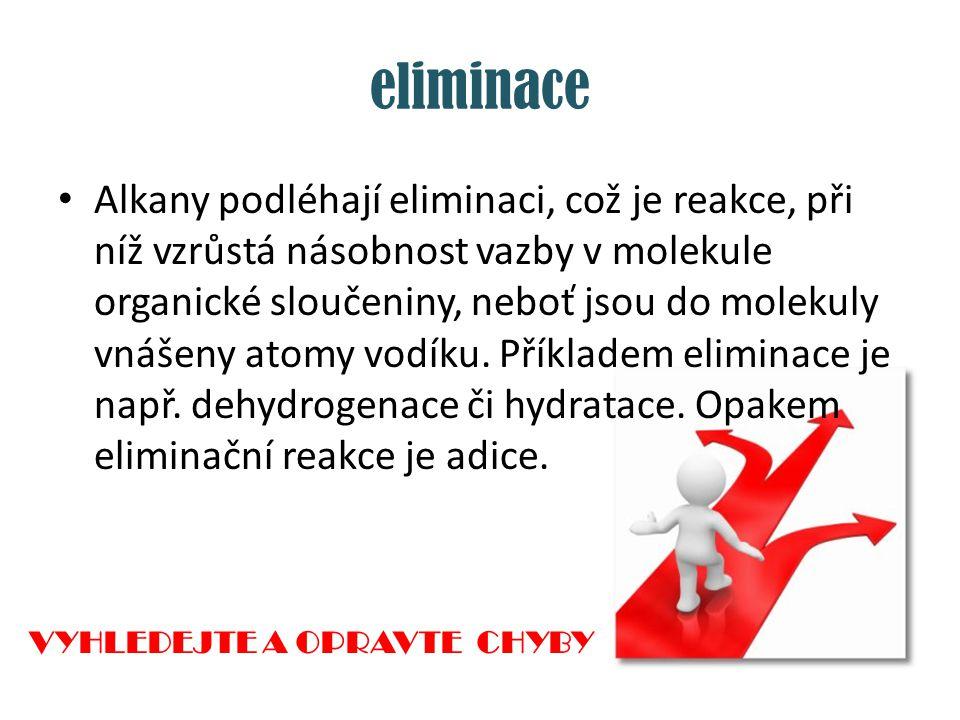 eliminace