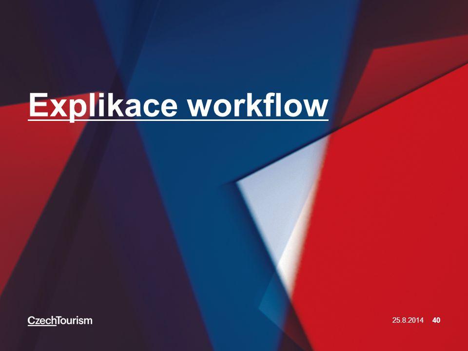 Explikace workflow 6.4.2017