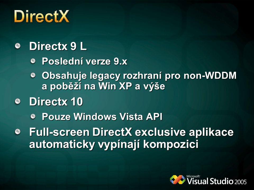 DirectX Directx 9 L Directx 10