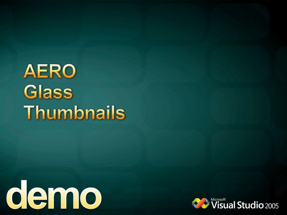 demo AERO Glass Thumbnails 4/6/2017 12:04 AM