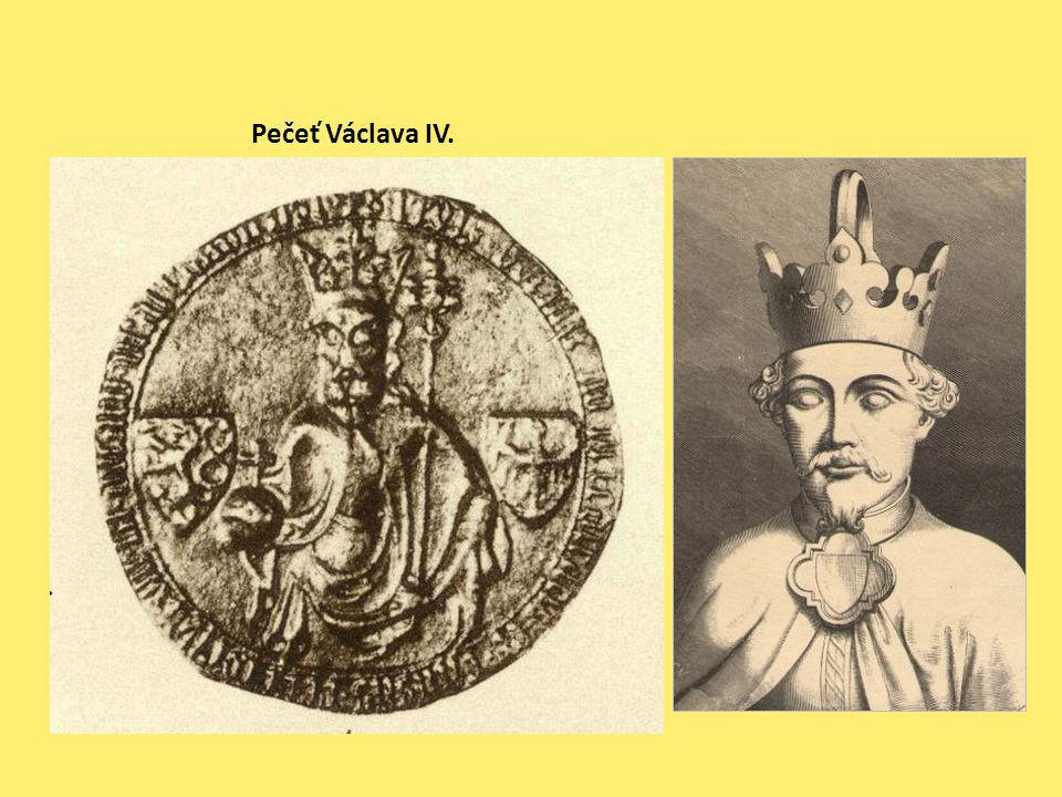 Pečeť Václava IV.