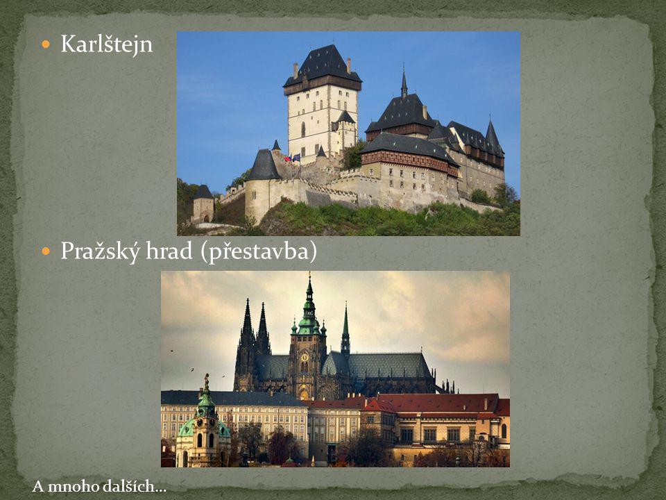 Pražský hrad (přestavba)