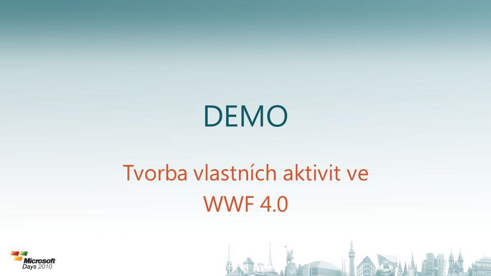 Tvorba vlastních aktivit ve WWF 4.0