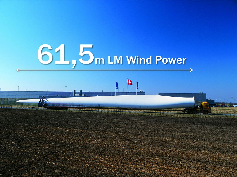 61,5m LM Wind Power
