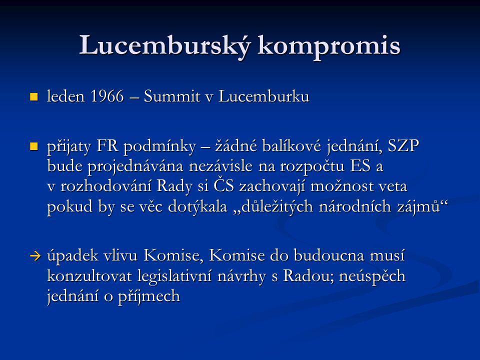 Lucemburský kompromis