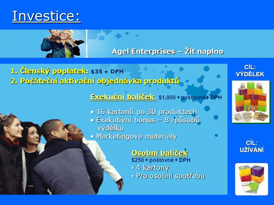 Agel Enterprises – Žít naplno