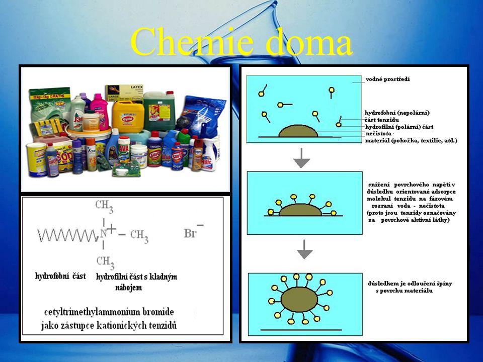 Chemie doma