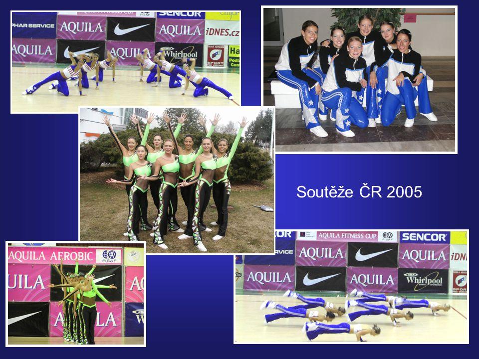 Soutěže ČR 2005