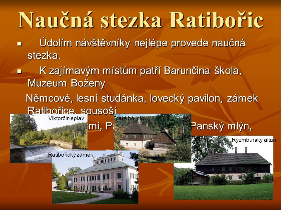 Naučná stezka Ratibořic