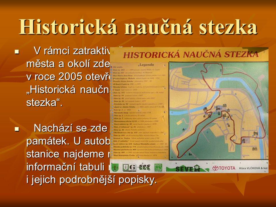 Historická naučná stezka