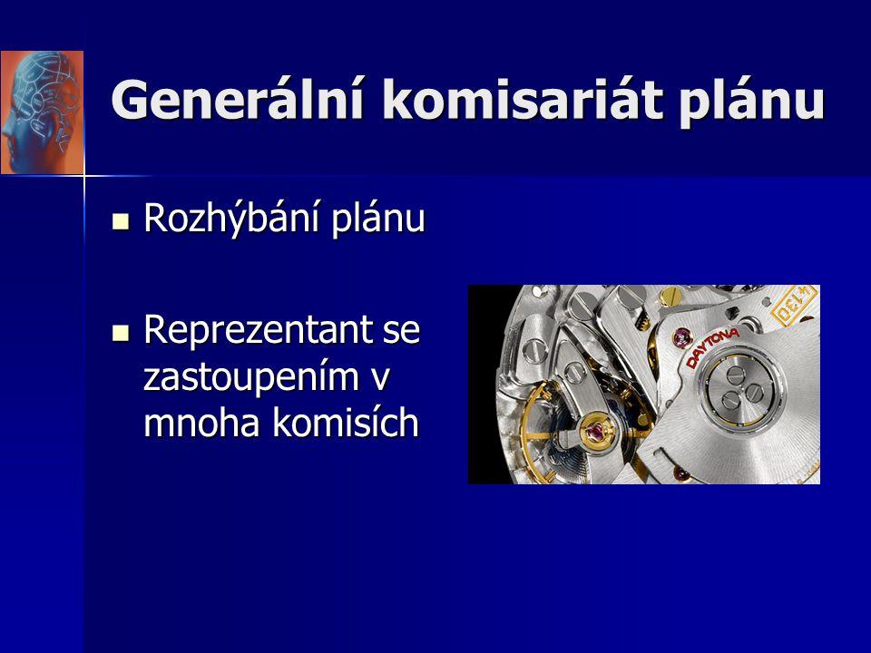 Generální komisariát plánu