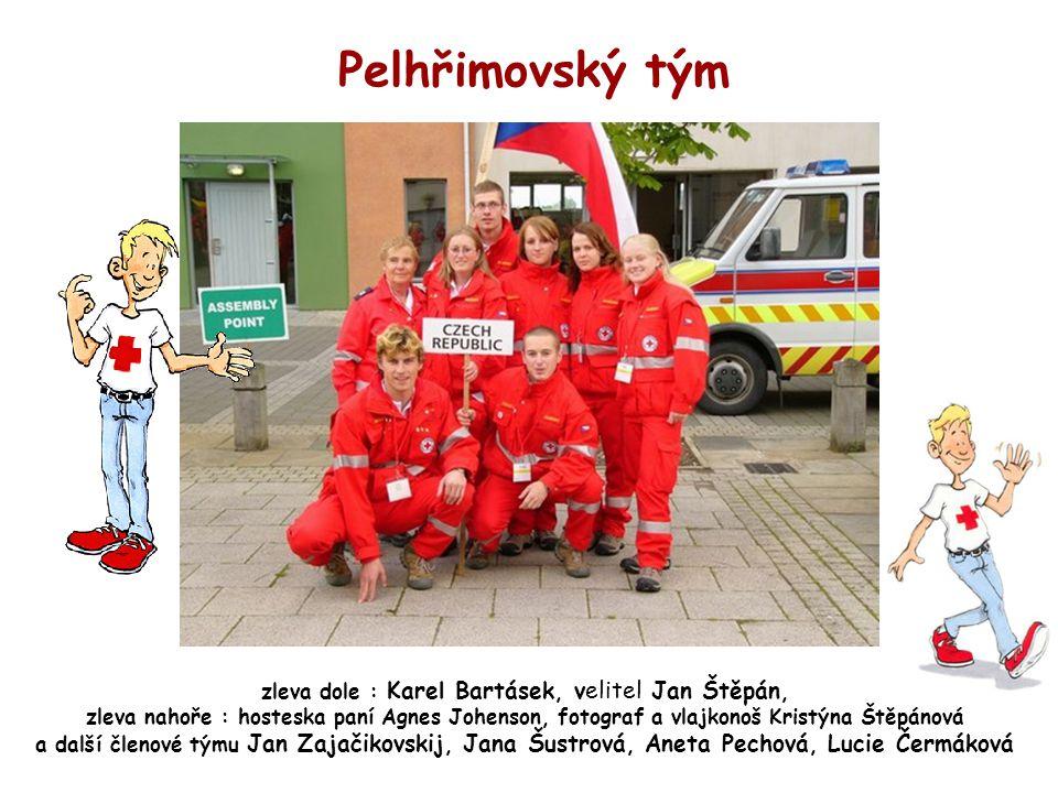 Pelhřimovský tým