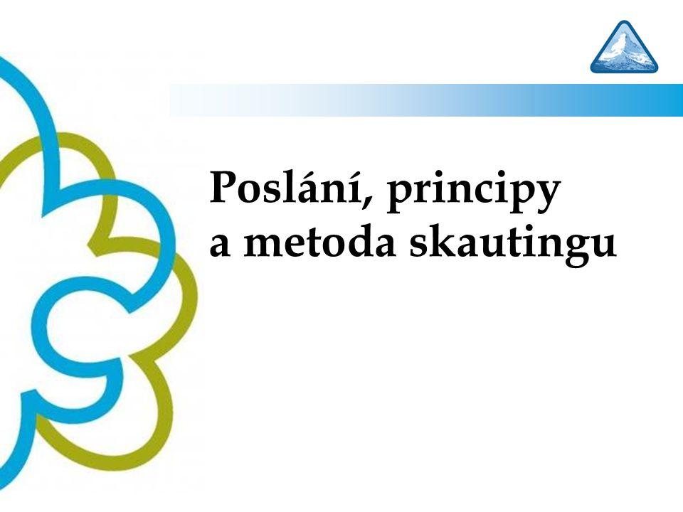 Poslání, principy a metoda skautingu