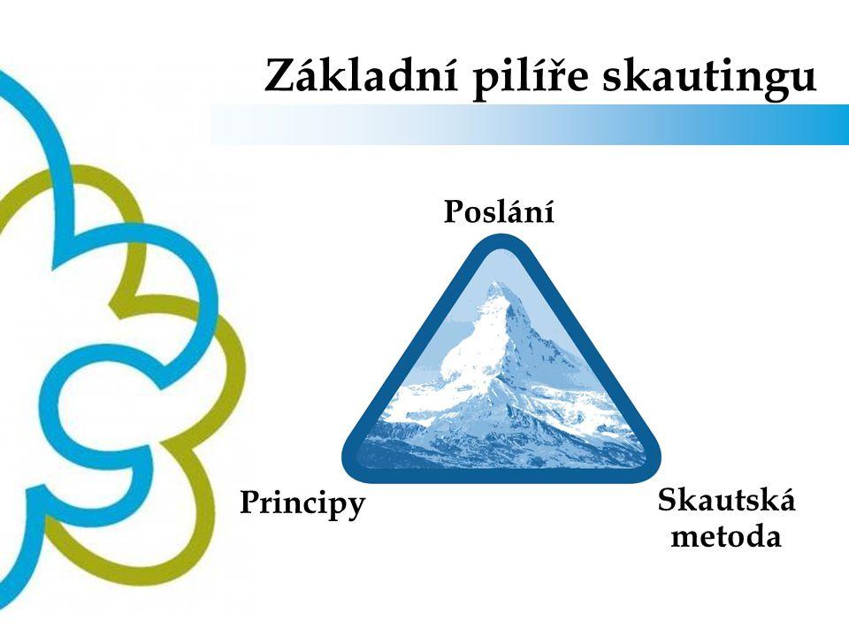 Základní pilíře skautingu