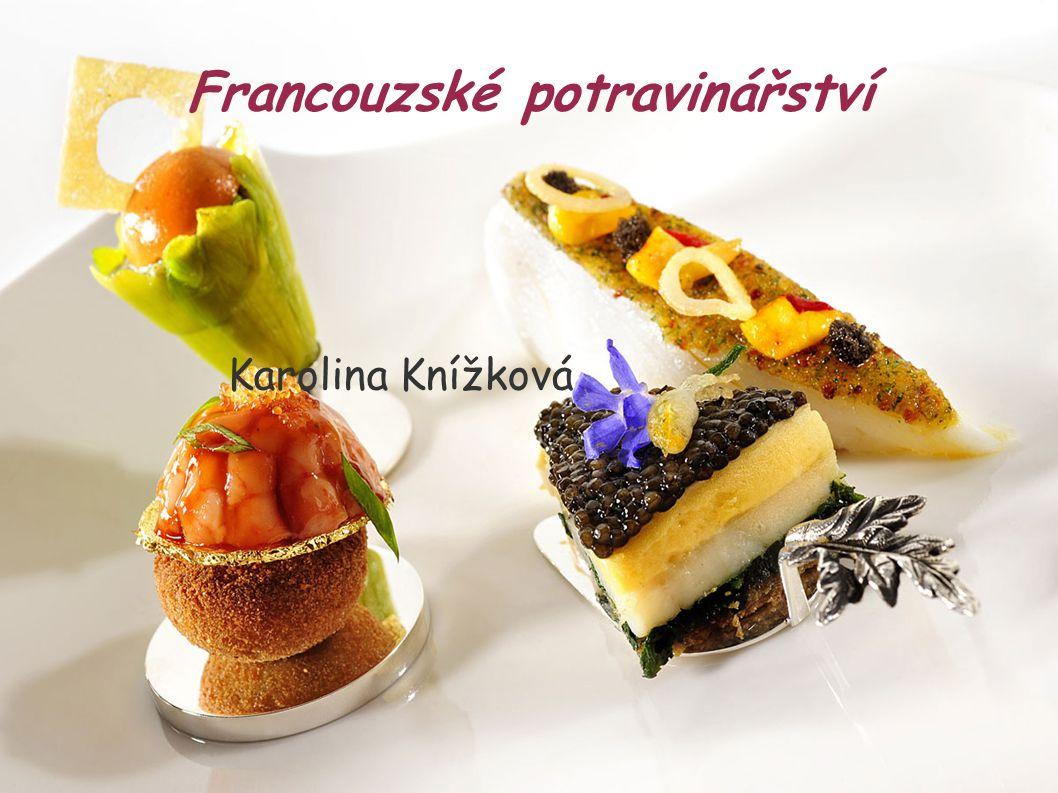 Francouzské potravinářství