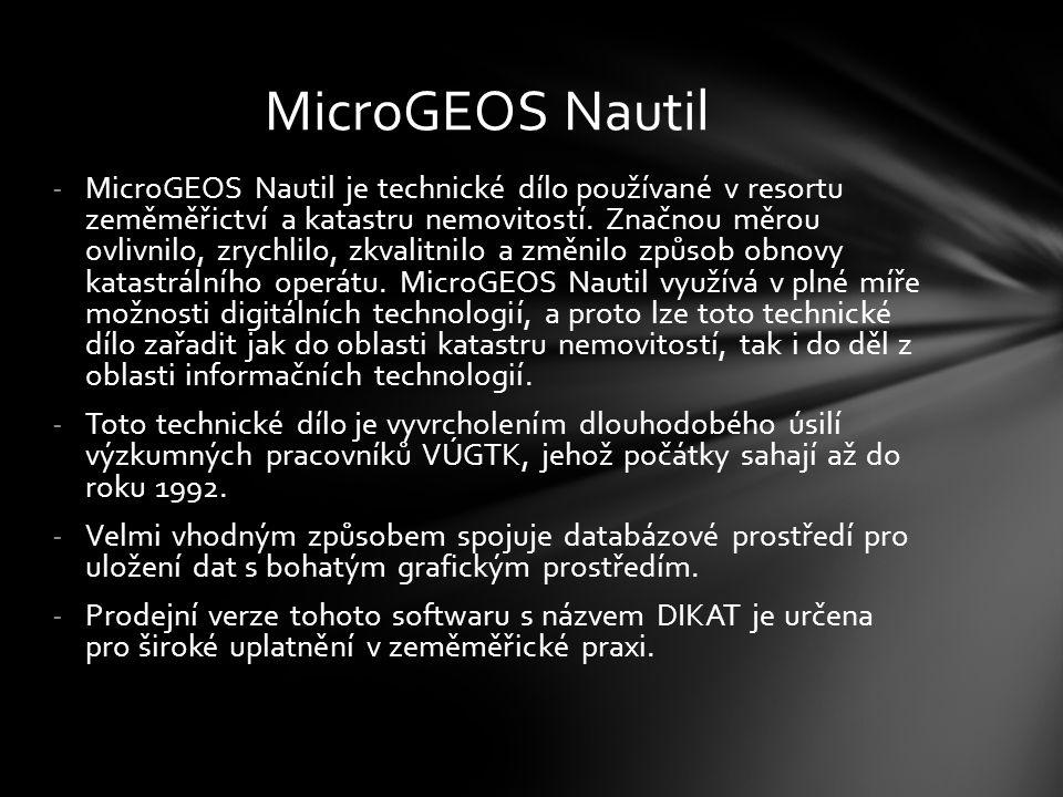 MicroGEOS Nautil