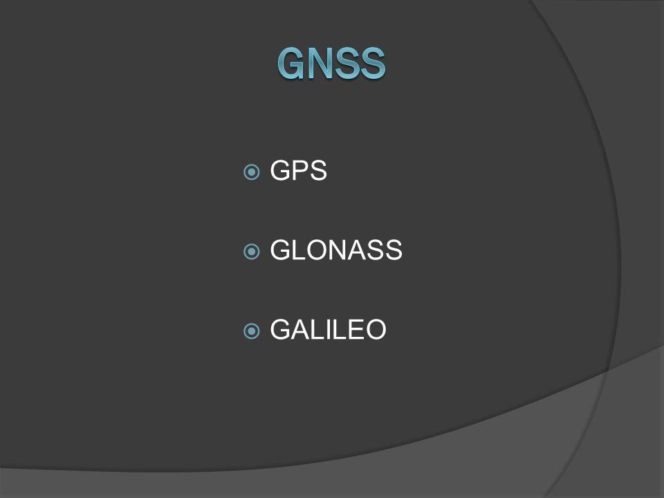 Gnss GPS GLONASS GALILEO