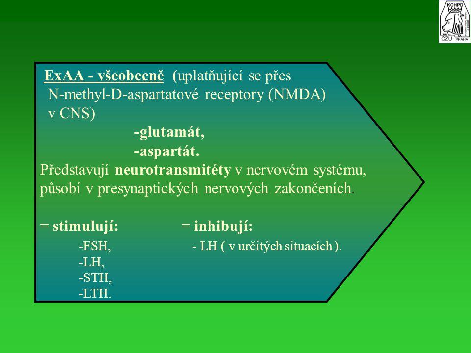 ExAA - všeobecně (uplatňující se přes