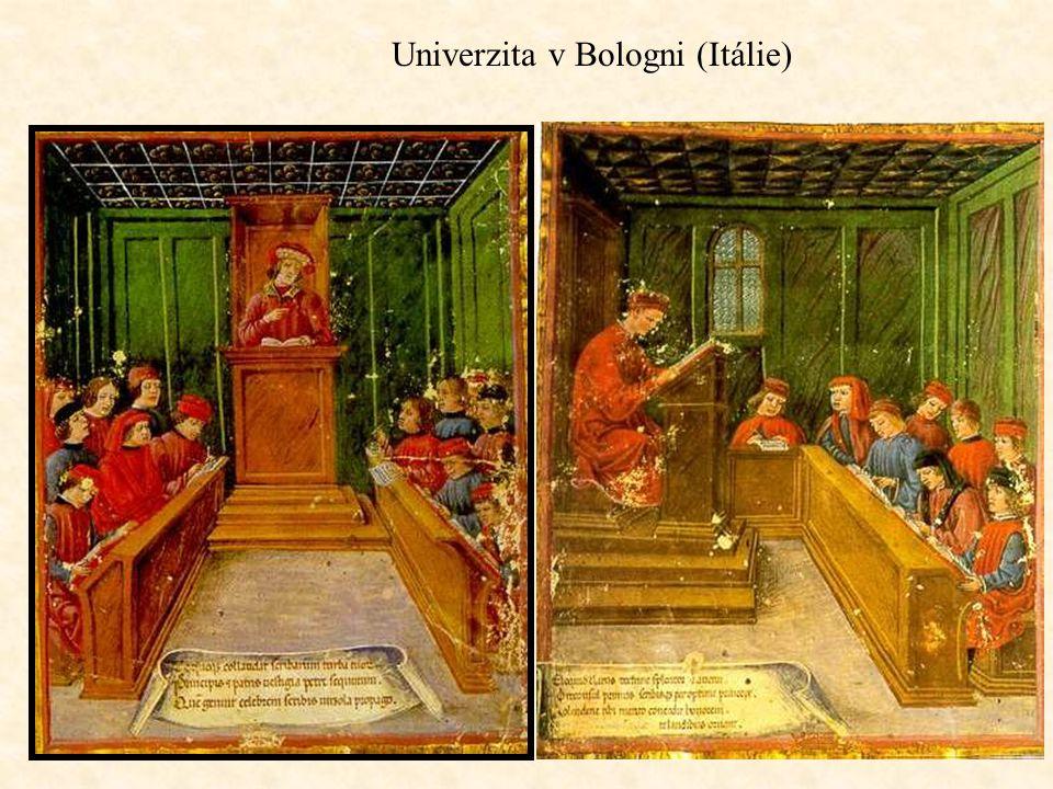Univerzita v Bologni (Itálie)