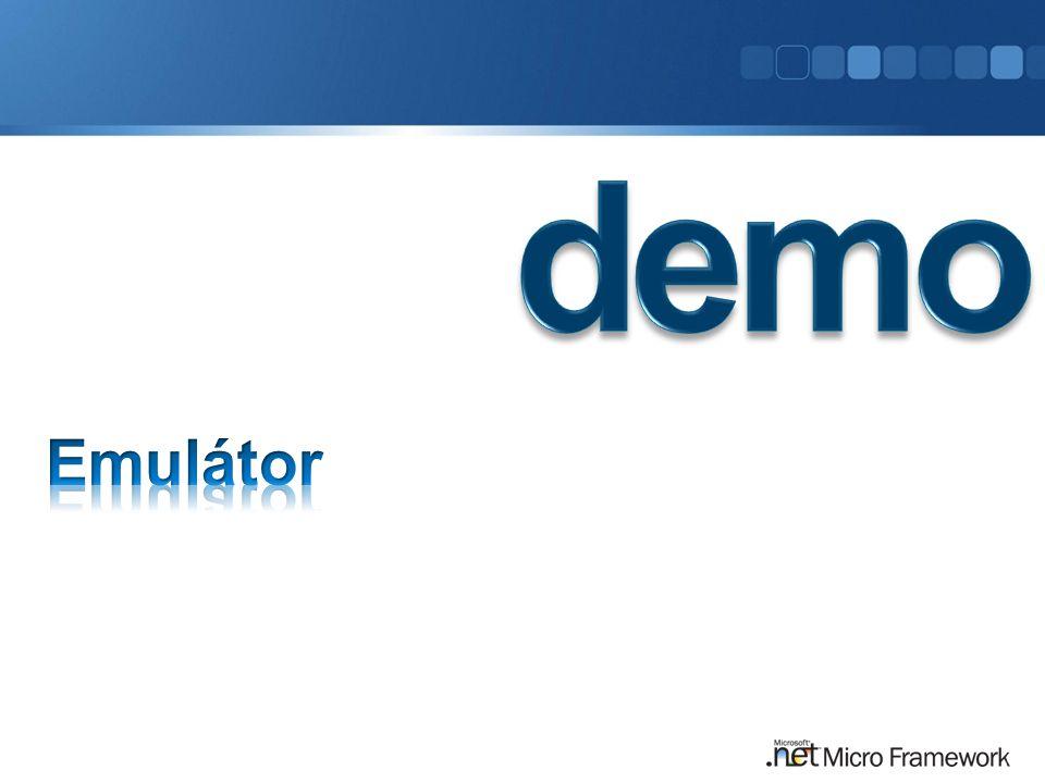 demo Emulátor