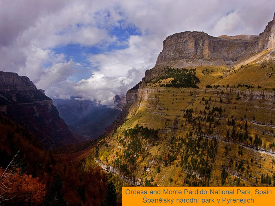 Ordesa and Monte Perdido National Park, Spain