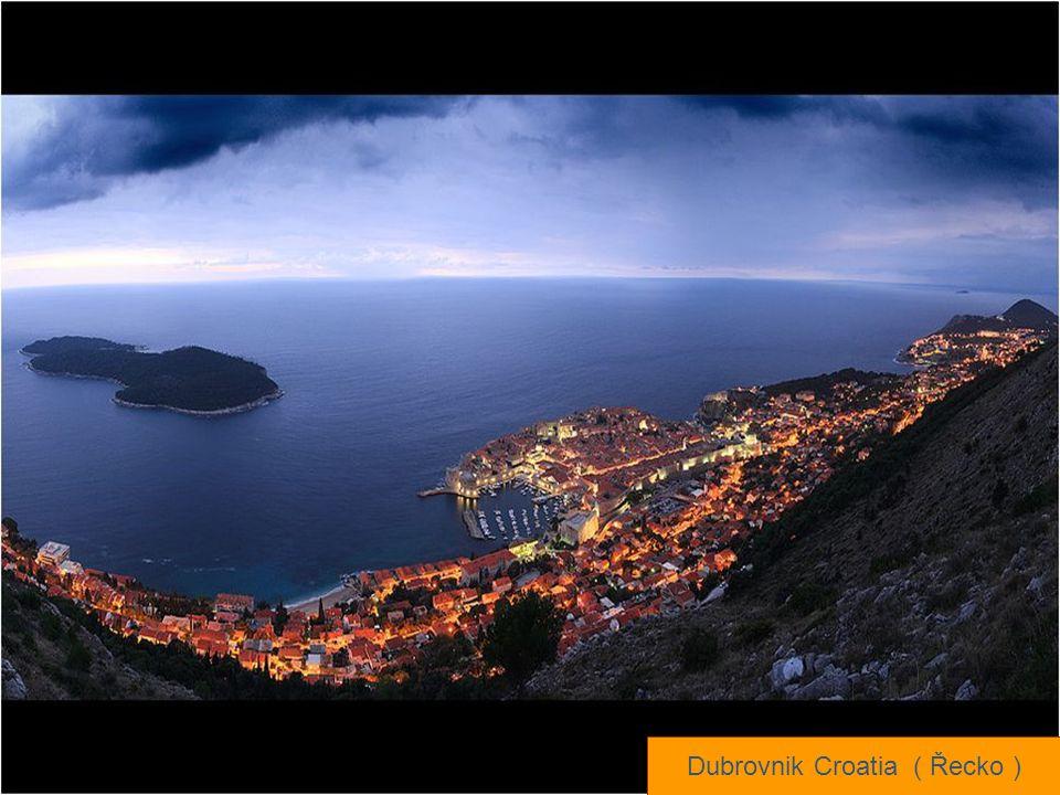 Dubrovnik Croatia ( Řecko )