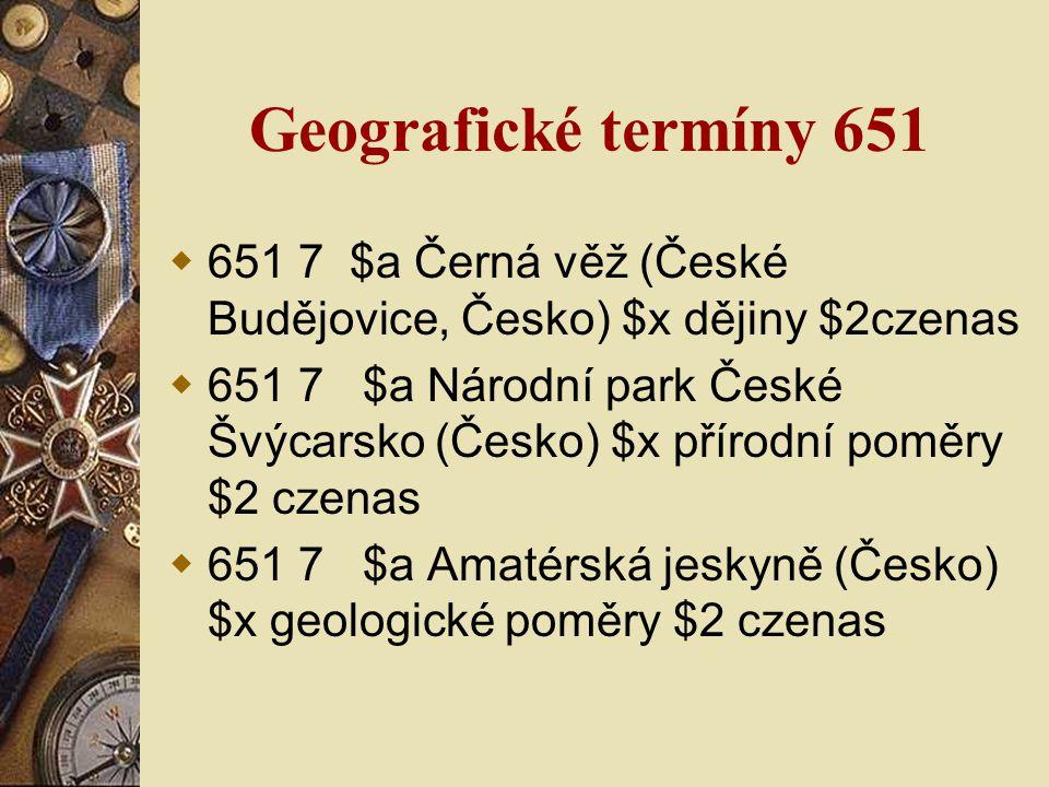 Geografické termíny 651 651 7 $a Černá věž (České Budějovice, Česko) $x dějiny $2czenas.