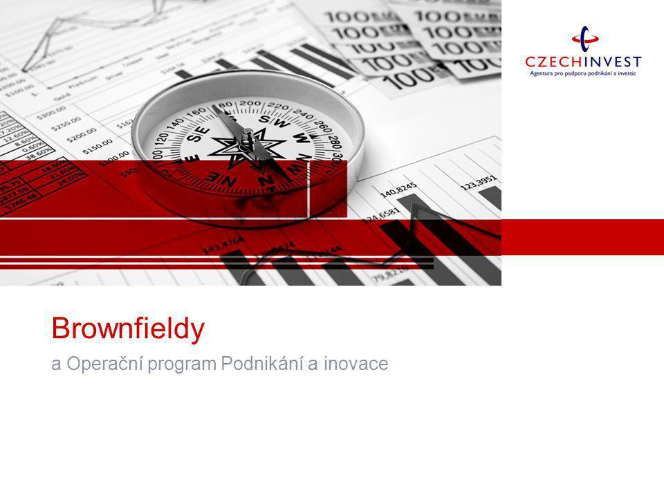 Brownfieldy a Operační program Podnikání a inovace