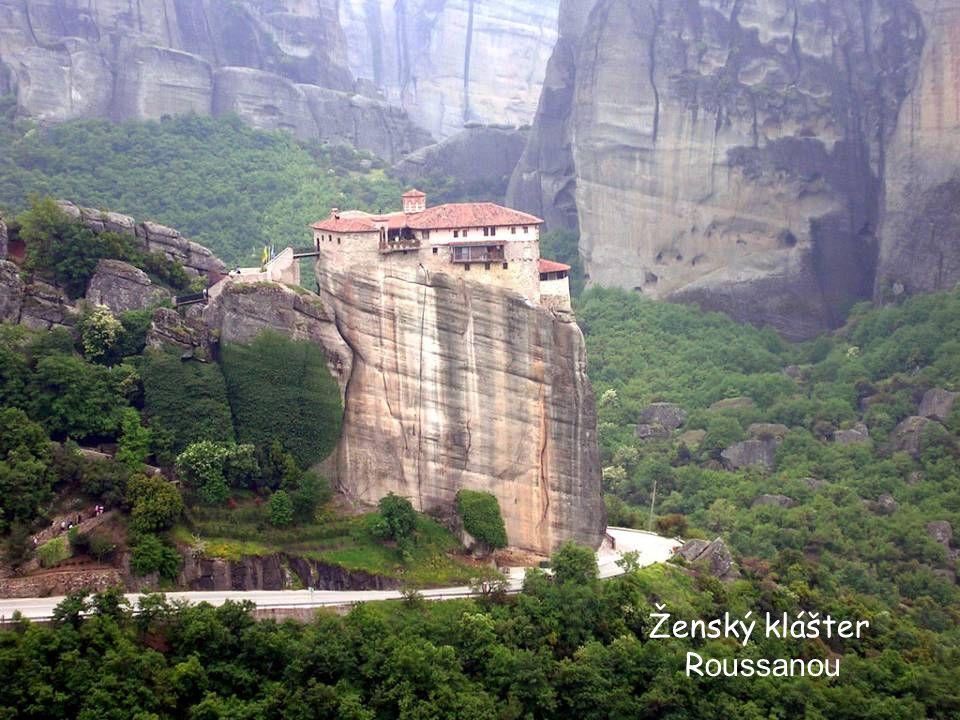 Ženský klášter Roussanou