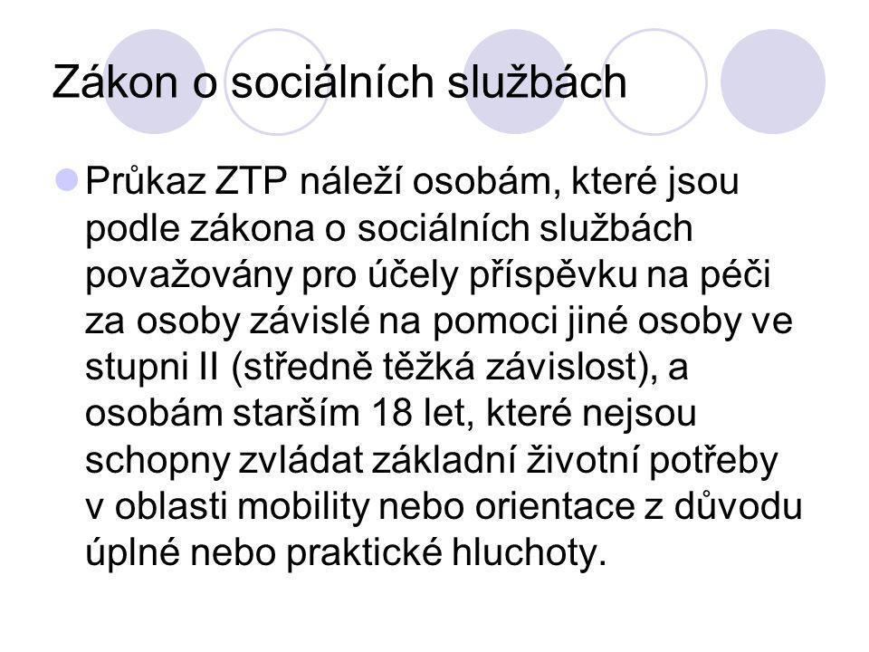 Zákon o sociálních službách