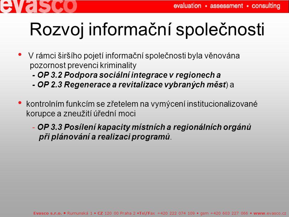 Rozvoj informační společnosti