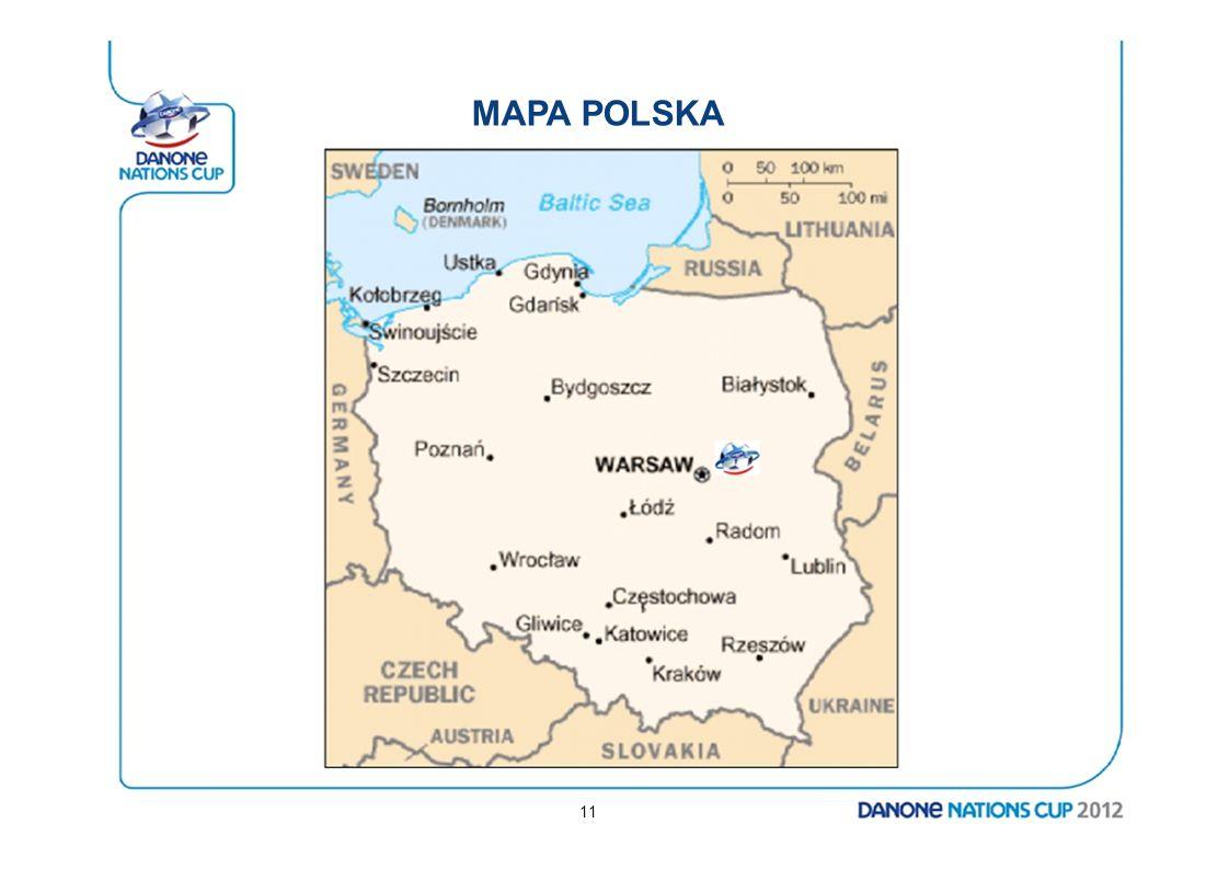 MAPA POLSKA 11
